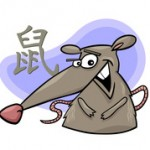Chinesisches Sternzeichen Ratte
